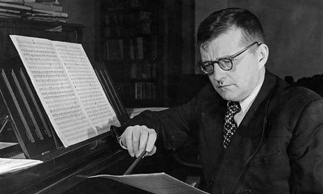 Dmitri Shostakovich, 1950