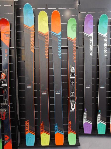 Skis Rossignol 2017