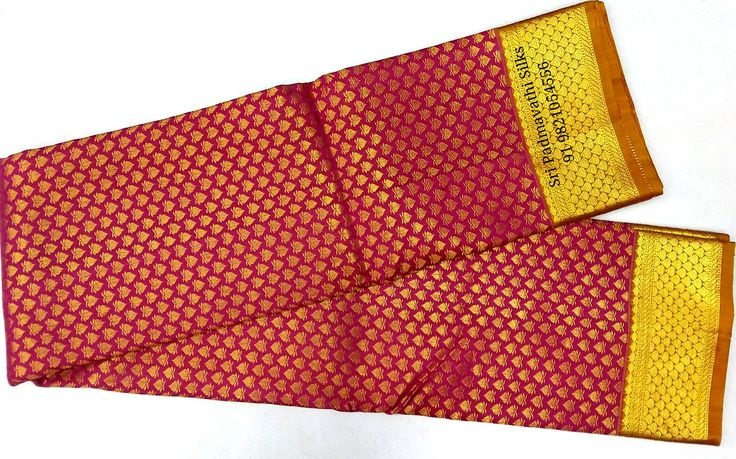 Shrutika Collection - Kancheepuram handloom pure silk bridal brocade wedding sarees with gold motifs and grand borders, perfect for the bride on her special day. Book now 91 9821054556 Sri Padmavathi Silks, the only South Indian store in Dombivli, India. Kancheepuram handloom pure silk bridal brocade wedding sari shop in Mumbai, India. International shipping available. All credit and debit cards accepted. Wholesale orders accepted. www.sripadmavathisilks.com