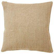 Textured Linen Pillow – Linen