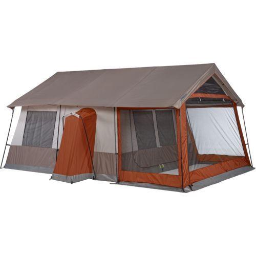 Magellan Outdoors Trailhead Lodge Cabin Tent Camping