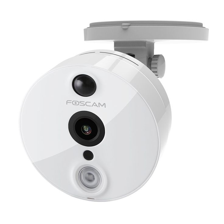 Amazon.com : Foscam C2W Indoor 1080P FHD Wireless Plug and Play IP Camera (White) : Camera & Photo