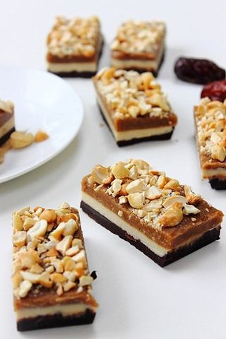 Snickers Layer Bars