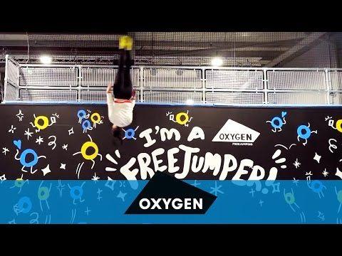 Skilltstic Weekend: 5 beginner trampolining skills with Kat Driscoll, GB Olympian! - Oxygen Freejumping