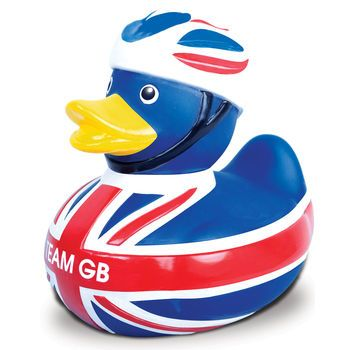 Olympic rubber duck Team Great Britain