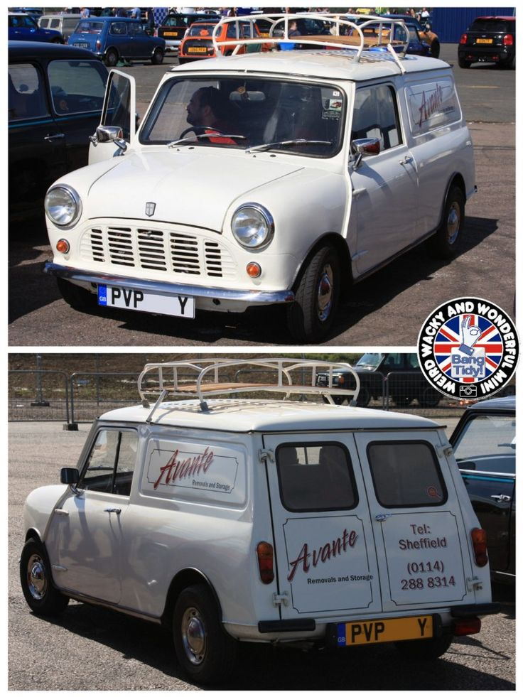 Flippin gorgeous! I love to see a sign written Mini Van, always makes me think its still working for a living and earning its keep. Saturday Stunner? Hell yes!