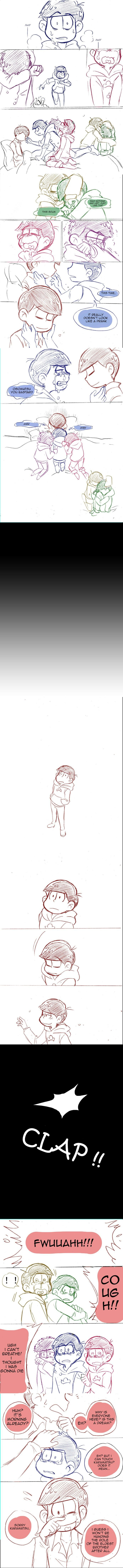 Part 6/8 *sit the corner room crying a lot * #Osomatsu AU