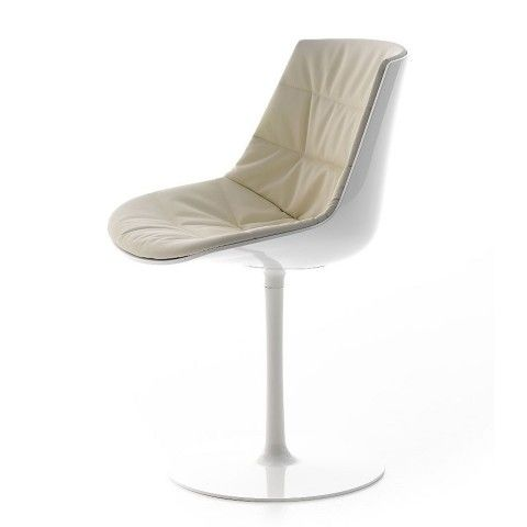 """The """"Flow"""" chair by Jean Marie Massaud, launched in 2009, manufactured by MDF Italia. #chair"""