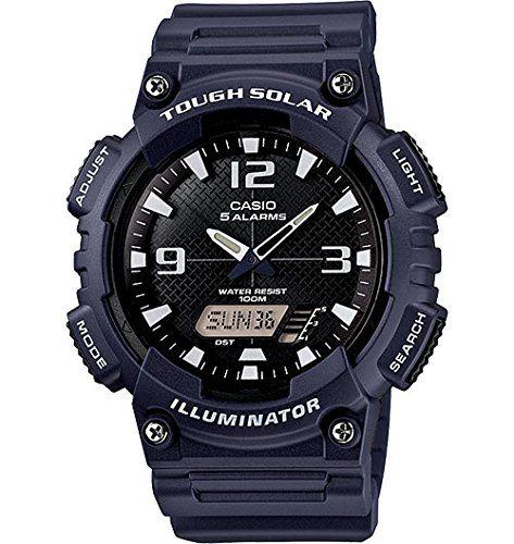 "Casio Men's AQ-S810W-2A2VCF ""Tough Solar"" Analog-Digital Display Watch Casio http://www.amazon.com/dp/B00I9I3OFS/ref=cm_sw_r_pi_dp_ar-Eub19M25AG"