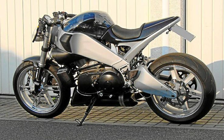 2003 Buell® XB9S Lightning® (Black And Silver), Lawton