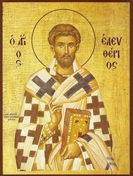 St.Eleftherios Greek Orthodox Icon