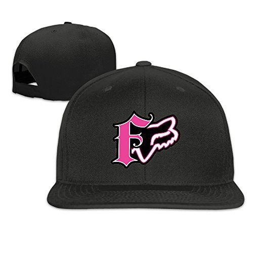 MYDT1 Fox Racing Logo Flat Baseball Caps Hats For Unisex  bc1fe4b75eb