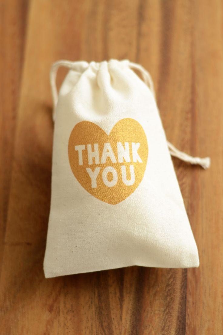 Wedding thank you bag, muslin favor bag, bomboniere bag, wedding favour bag, wedding favour pouch, wedding gift bag, engagement favour bag, small gift bag, printed muslin bag, small calico bag