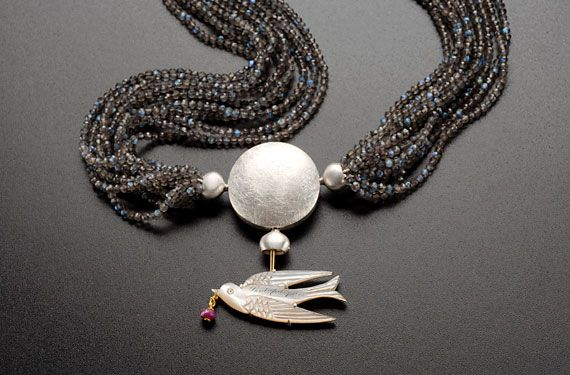 barbara christie : jewellery    Please repin, like and/or comment. Thanks    Source: barbarachristie.com    20130119 19:11