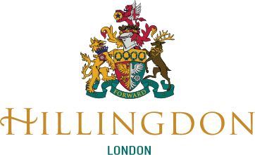 Official logo of London Borough of Hillingdon/ of the area Greater London