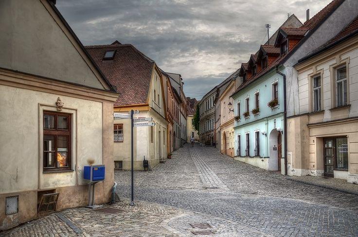 Klacelova ulice