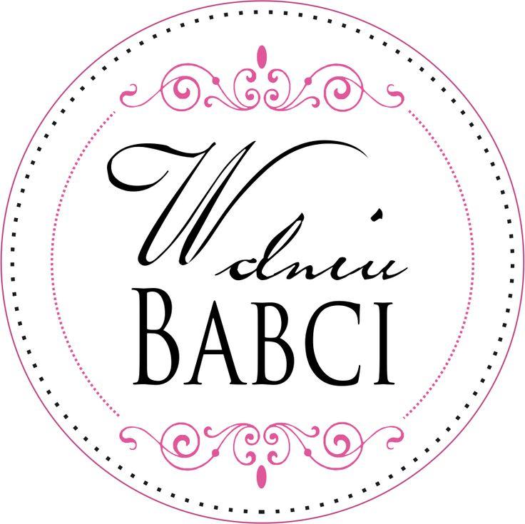 Digi stemple by AliceCreations: Dla babci