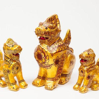 Golden Chintet | Pomelo Myanmar