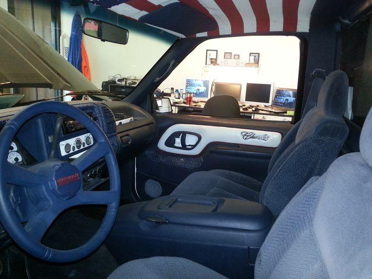 1995 Chevy Silverado Interior