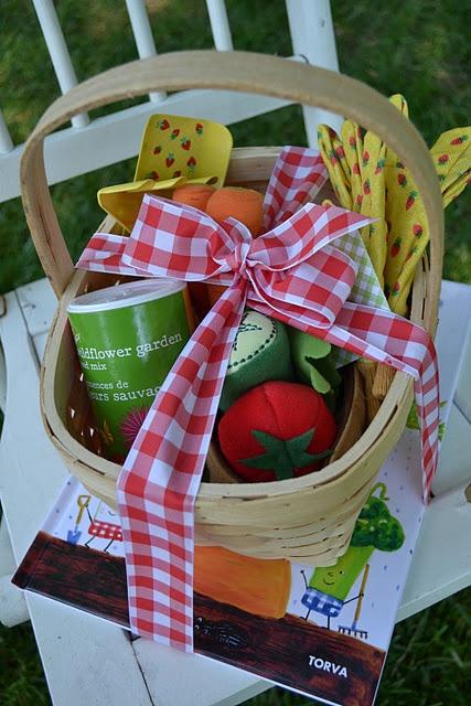 A Children's Gardening Gift