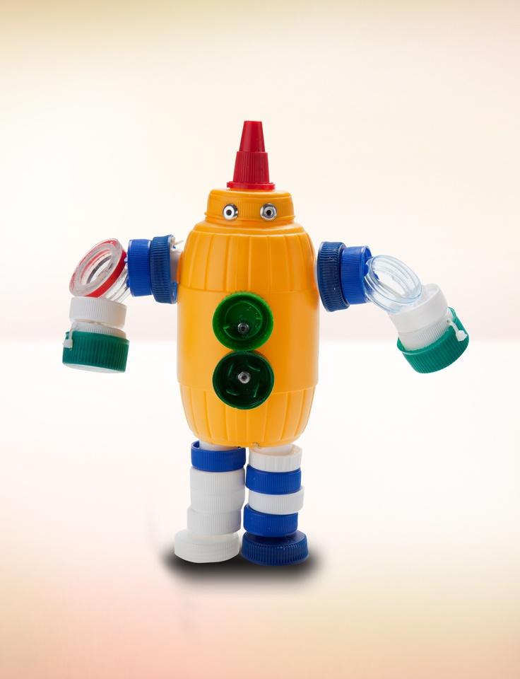 Juguetes - Robot - De Trasto a Juguete - FCC