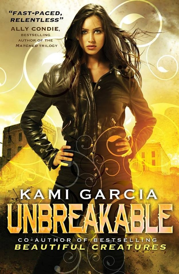 """But hold on because the main character is a girl, Kennedy Waters. 