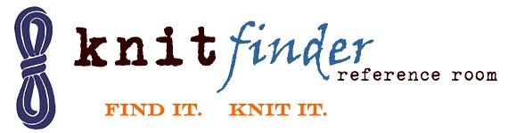 KNIT FINDER! ad-free index / database by a woman who is a trained and gifted pattern-seeker and organizer. A great compliment to ravelry.