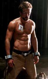 ryan reynolds blade trinity diet abs workout