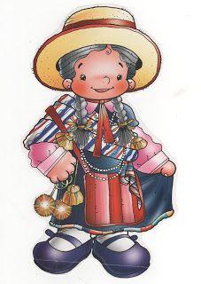 Dibujos Bailes Chile, cueca, jota, Sau Sau, etc | Busco Imágenes