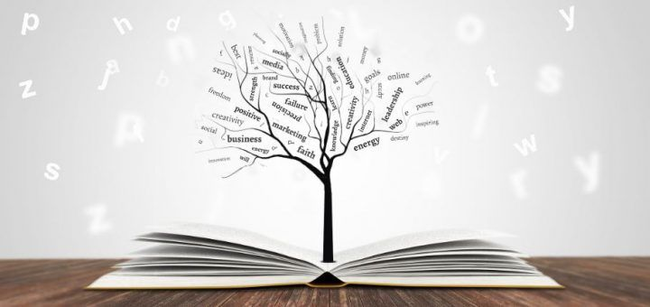 tree-of-words-open-book-tabel-white-backround-presentation-template