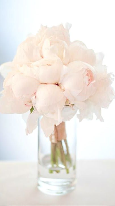 When peonies are in season...