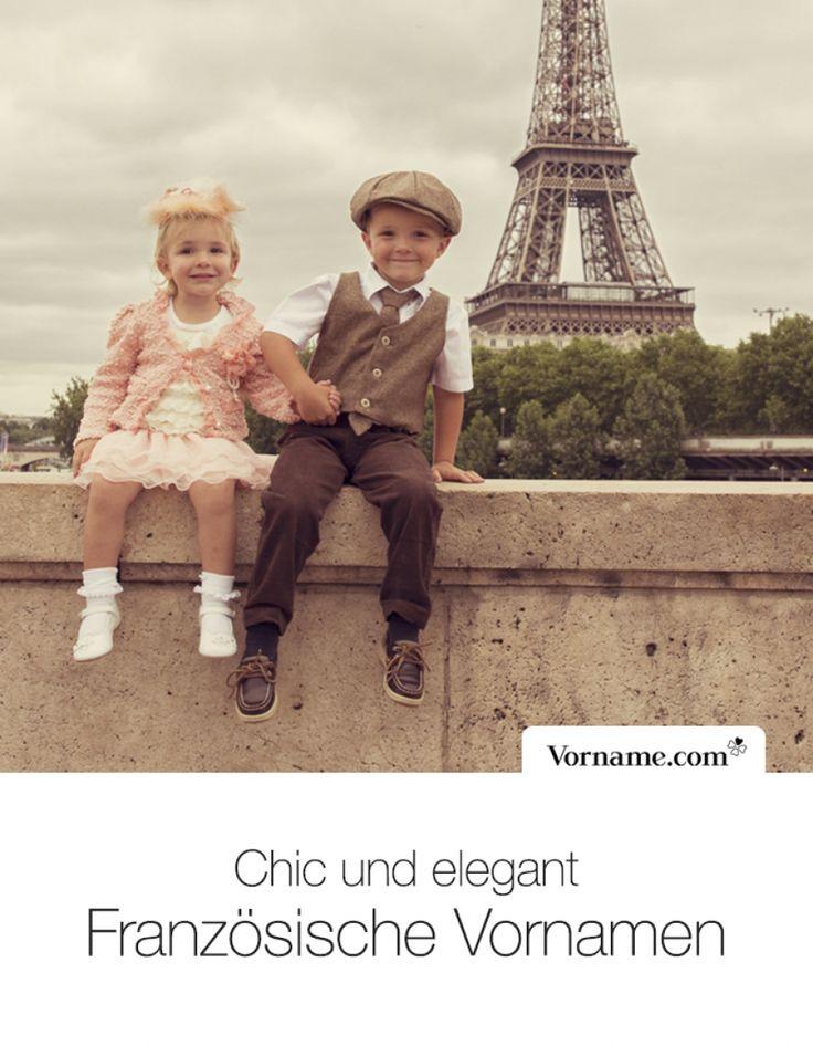 Vornamen Jungen Französisch