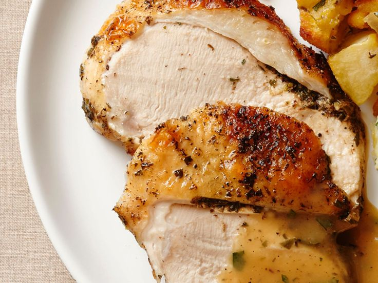 Get this all-star, easy-to-follow Dry Brined Turkey With Classic Herb Butter recipe from Food Network Kitchen