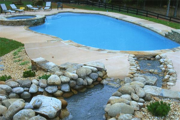 17 best images about northern virginia pools on pinterest for Pool design virginia