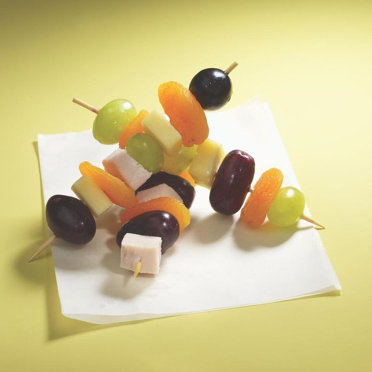 Quick Healthy Snack Foods