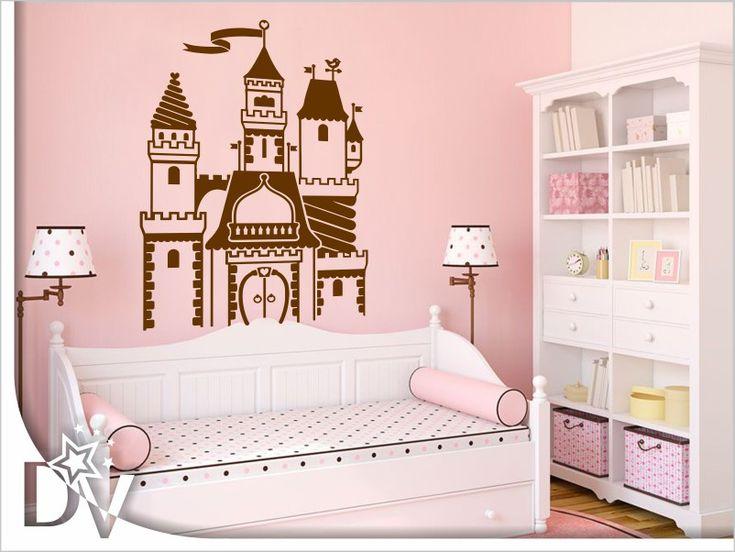 Kis hercegnőknek kastélyos falmatrica dukál!  https://www.dekor-varazs.hu/termek/5128-63_-kastely-faltetovalas