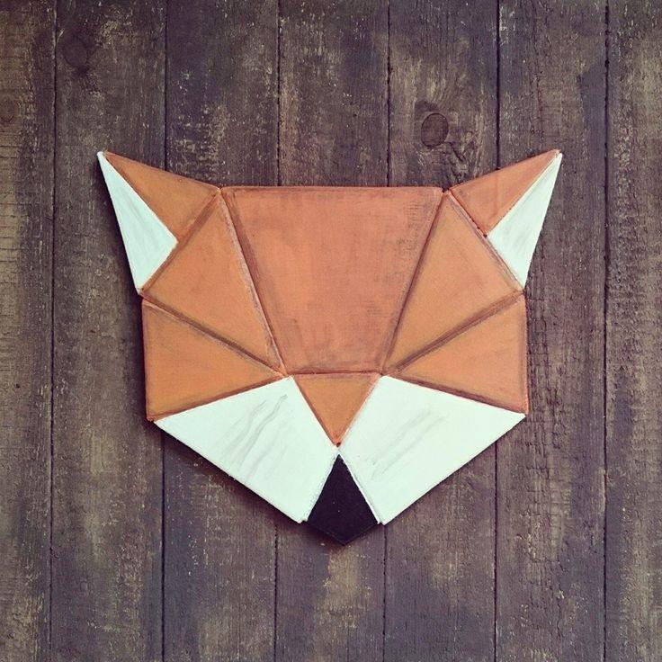 Pallets, foxes, DIY ....Raklap, rókafej, barkácsolás....