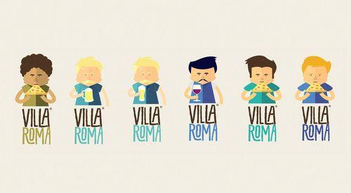 Villa Roma via @thedieline