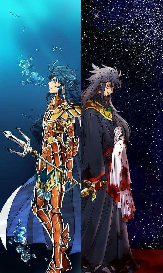 Gemini Story Part 4 ~ Kanon - Saga