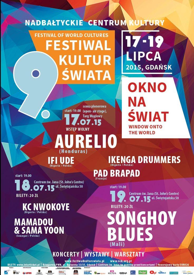 9. Festiwal Kultur Świata (lipiec 2015). Autor: Dariusz Leszczyński.
