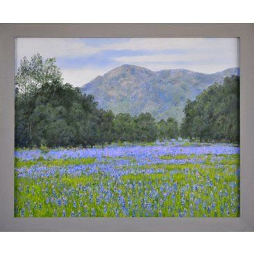 Check out this item at One Kings Lane! Lupine Fields, Napa Valley