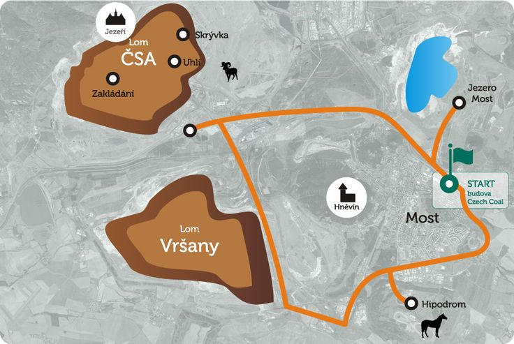 Informace o projektu | Uhelné safari