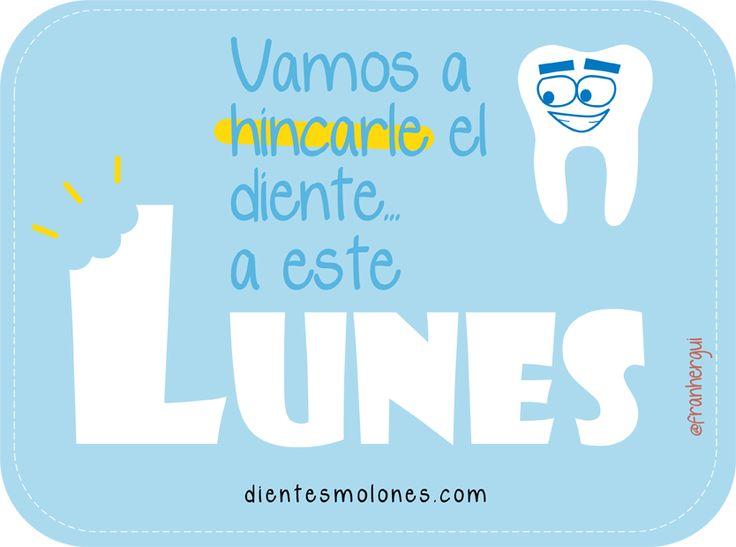 Clínica Dental Cuevas Queipo os desea un Feliz Lunes