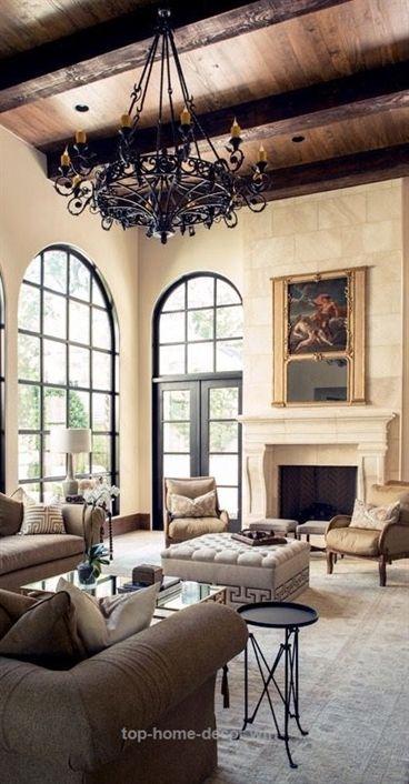 Tuscan Interior Design Italian Home Decor Pinterest Interiors