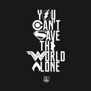 Today is the release of the MOST AWAITED MOVIE!!!  JUSTICE LEAGUE!!  You Can't Save The World Alone!❤️⚡️‍♀️