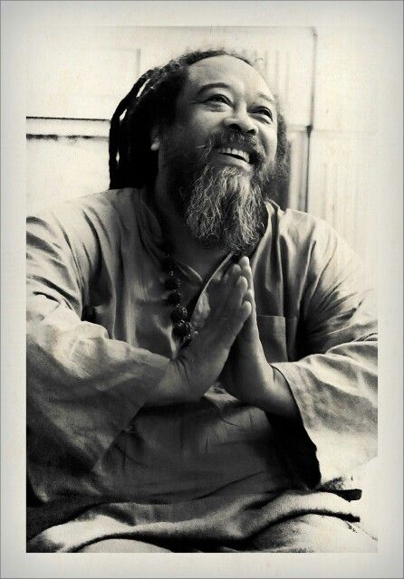 Mooji- may I have the honor of sitting at your feet one day.