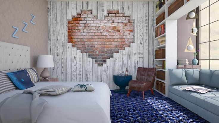 Roomstyler.com - Brick heart