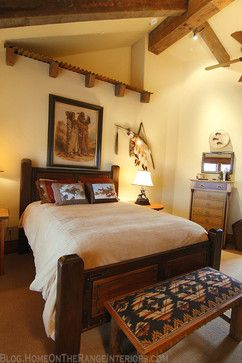 Awesome Western Room Ideas | ... For Your Southwestern Wild West Can Comment  Western Mix