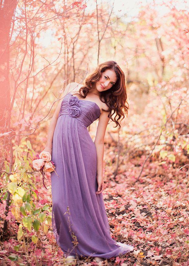 Peach   Lavender Inspiration Shoot - Photography: Alixann Loosle Photography