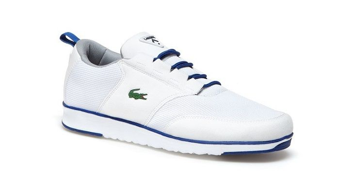 Sneakers L.IGHT Lacoste en toile technique
